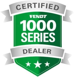 Certified Fendt 1000 Series Dealer